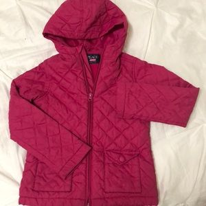 Youth Size 5/6 quilted jacket